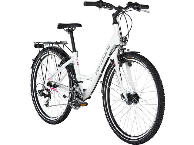 Vermont Chester Wave Juniorcykel hvid | City-cykler